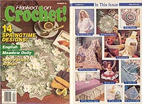 Hooked on Crochet! ##26, Mar-Apr 1991