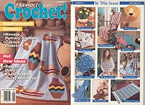 Hooked on Crochet! #27, May-Jun 1991