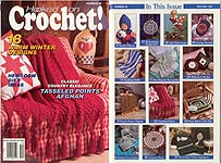 Hooked on Crochet! #30, Nov-Dec 1991
