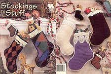 Annies's Attic Crochet Stockings to Stuff