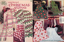 ASN Crocheted Christmas Afghans