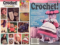 Hooked on Crochet! #95, Oct 2002
