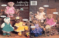 Ladies of the Garden Club dresses for 12 inch bears