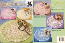 Annie's Attic Crochet Doily Collection