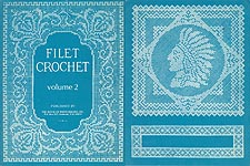 HWB Filet Crochet Book No. 2