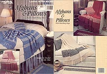 LA Afghans & Pillows with Matching Rugs