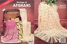 GayleMot Publishing Heritage of Afghans to Knit and Crochet