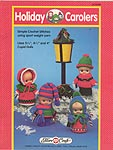 Fibre-Craft Holiday Carolers