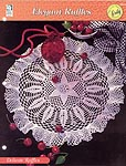 HWB Collectible Doily Series: Delicate Ruffles