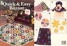HWB Crochet Quick & Easy Bazaar