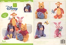 LA Disney Home: Pooh -- Little Buddies