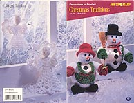 Southmaid Book 0110: Christmas Traditions Decorations to Crochet