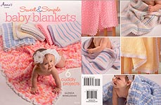 Annie's Sweet & Simple Baby Blankets
