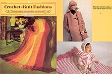 Bates Crochet- Knit Fashions Made With the Double End Hook