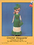 Marguerite - 15 inch doll by Td creations