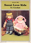 H.H.O. Sweet Love Kids to Crochet