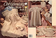Leisure Arts Christening Collection Book 2