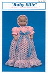 "Td 12"" Crafter's Collectible Baby Doll Series: ""Baby Ellie"""