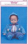 "Td 12"" Crafter's Collectible Baby Doll Series: ""Erin"""