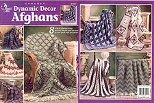 Annie's Attic Crochet Dynamic Decor Afghans