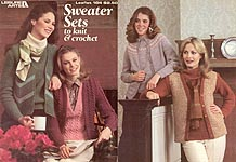 LA Sweater Sets to Knit and Crochet