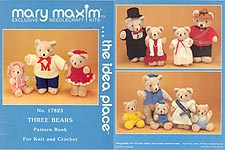 Mary Maxim Three Bears