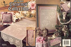Annie's Attic Filet Crochet Christmas Collection