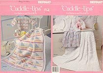 Bernat Cuddle-Ups for Babies and Toddlers