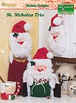 The Needlecraft Shop Crochet Collector's Series: St. Nicholas Trio