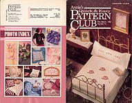 Annie's Quick & Easy Pattern Club No. 73, Feb- Mar 1992