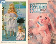 Annie's Quick & Easy Pattern Club No. 74, Apr- May 1992