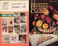 Annie's Quick & Easy Pattern Club No. 77, Oct- Nov 1992