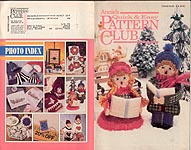 Annie's Quick & Easy Pattern Club No. 78, Dec- Jan 1993
