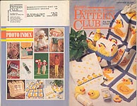 Annie's Quick & Easy Pattern Club No. 82, Aug- Sept 1993