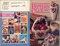 Annie's Quick & Easy Pattern Club No. 83, Oct- Nov 1993