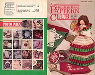 Annie's Quick & Easy Pattern Club No. 84, Dec- Jan 1994