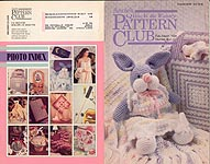 Annie's Quick & Easy Pattern Club No. 85, Feb- Mar 1994