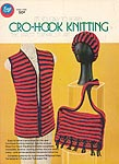 Boye It's So Easy To Learn Cro- Hook Knitting