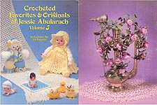 Crocheted Favorites & Originals of Jessie Abularach, Volume Five