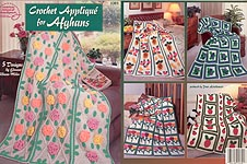 Crochet Applique for Afghans