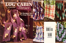 Log Cabin Throws