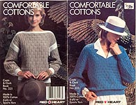 Coats & Clarks Book No. 325: Comfortable Cottons