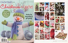 Crochet World Presents: Christmas in Crochet