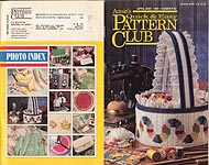 Annie's Quick & Easy Pattern Club No. 92, Apr- May 1995