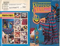 Annie's Quick & Easy Pattern Club No. 89, Oct-Nov 1994
