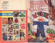 Annie's Quick & Easy Pattern Club No. 94, Aug - Sept 1995
