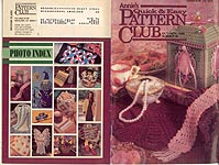 Annie's Quick & Easy Pattern Club No. 95, Oct- Nov 1995
