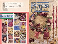 Annie's Quick & Easy Pattern Club No. 98, Apr - May 1996