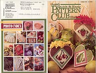 Annie's Quick & Easy Pattern Club No. 104, Apr - May 1997