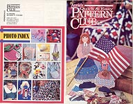 Annie's Quick & Easy Pattern Club No. 105, June- July 1997